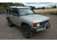 Land Rover Discovery 300TDI ES7 4x4 Off-Road Ready