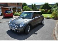 Limited edition Park Lane Mini Cooper. John Cooper Works Engine sound system and exhaust.