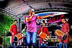 Dhol Players | Bandbaja | DJ's | Asian Dj's | DJ Roadshow | Dhol Unit/ISR