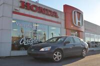 2005 Honda Accord Sdn EX-L Sunroof and leather