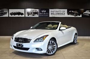 2013 Infiniti G37 Premier Edition w/Wheat, Navi, Heated/Cooled f