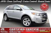 2013 Ford Edge SEL New Tires! New Brakes! AWD! Clean CarProof! C