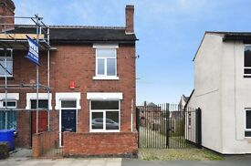 2 Bedroom End Terrace To Let; Completely Modernised; Upstairs Bathroom; Rear Yard; Local Shops