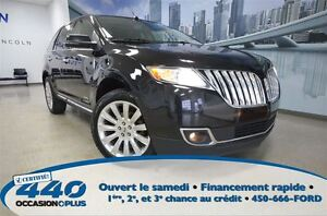 2013 Lincoln MKX Limited *Cuit, Toit Ouvrant, Navigation - Occas