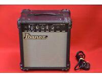 Ibanez IBZ10 10W Guitar Amplifier £65