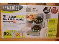 Homedics Back and shoulder massager
