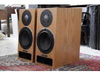PMC Twenty5.21 ATL Bookshelf speakers Oak - not Twenty.22 Twenty.21 - £1195 🔊