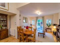 Beautiful 2 double bedroom ground floor garden flat within 2 min walk to South Clapham underground.