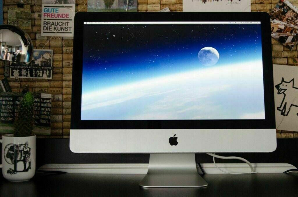 Apple iMac 21 5' Core2Duo 3 06Ghz 8gb Ram 500gb HDD Logic Pro X Ableton  Reason Waves Plugin Alliance | in Tottenham, London | Gumtree