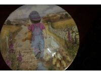 Royal Doulton & Royal Worcester Plates