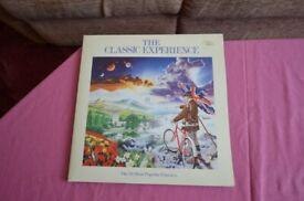 CLASSIC EXPERIENCE DOUBLE LPS 1, II, III