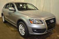 2010 Audi Q5 3.2 Premium Navigation Sunroof