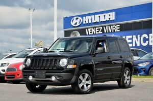 2016 Jeep Patriot High Altitude AWD **CUIR+TOIT OUVRANT**