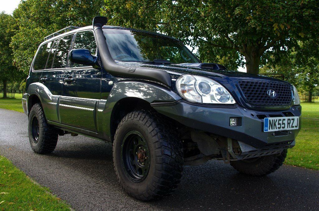 hyundai terracan 2005 55 40mm ironman lift 4x4 in hampton london gumtree. Black Bedroom Furniture Sets. Home Design Ideas