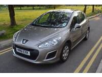 2012 PEUGEOT 308 1.6 HDI 92 ACCESS,DIESEL,PARKING SNSRS,AIR CON,RD TAX £20,HPI CLR