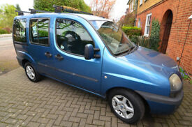 Fiat Doblo MPV/ Van/ Utility Vehicle