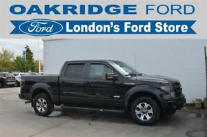 2014 Ford F-150 ACCIDENT FREE FX4 F150, HEATED AND COOLED PREMIU
