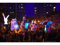 Sharrow Lantern Carnival 2017 - Call for volunteers!