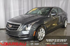 2015 CADILLAC ATS SEDAN AWD