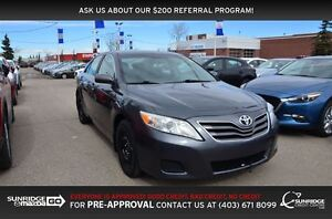 2010 Toyota Camry LE, POWER PKG, CRUISE CONTROL