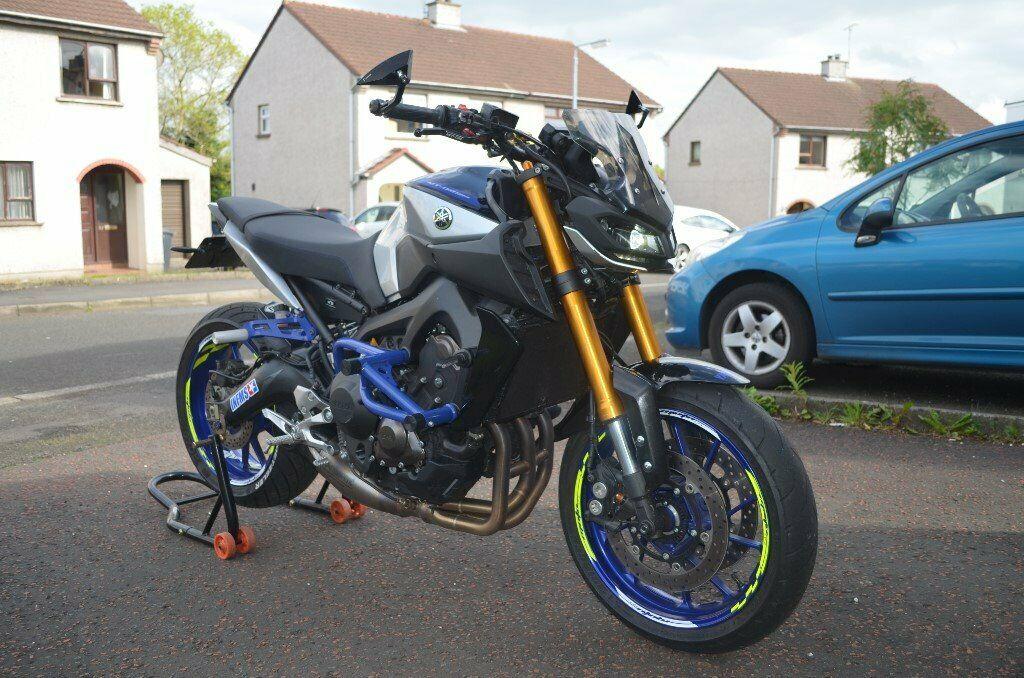 yamaha mt 09 sp 2018 akrapovic swap mt 10 in ballymena county antrim gumtree. Black Bedroom Furniture Sets. Home Design Ideas