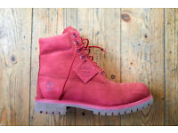 Timberland 'Red Release' 6inch Premium Waterproof Boot — Size 10.5 — NEW