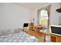Earls Court – Fully furnished comfortable studio flat *