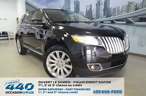 2013 Lincoln MKX | AWD, CUIR, TOIT, NAVIGATION