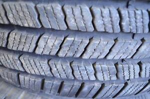 265 70 17 Michelin set. set of 4 tires.