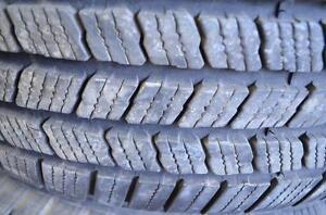 265 70 17 Michelin set. set of 4 tires.