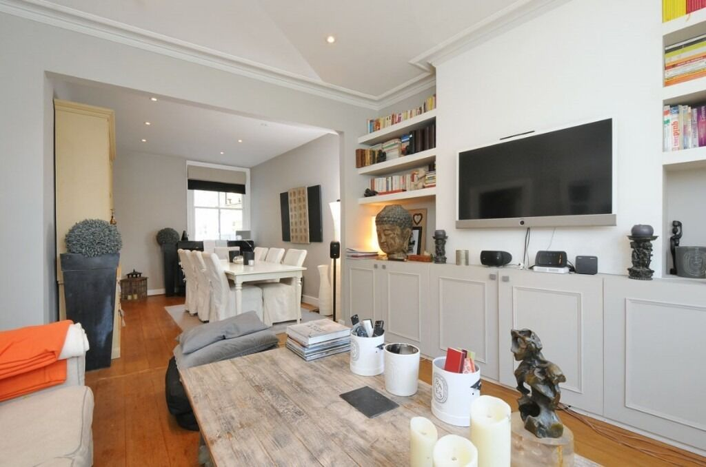 A beautifully presented four double bedroom, mid terraced Victorian property, Lillie Road, SW6