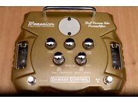 Damage Control Womanizer valve pre amp and distortion pedal