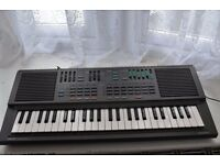 YAMAHA PSS-460 digital piano - £30 only, very good condition, certified 3 months warranty