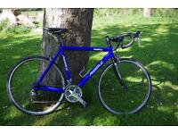 Ribble 7005 Winter Audax Bike 56cm with Shimano 105 10-spd Triple Groupset & Ultegra wheels