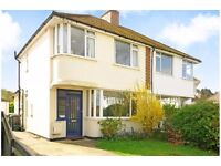 3-Bed Semi Newly Refurbished, Botley, minutes from Elms Parade Shops and Buses