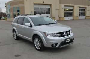 2013 Dodge Journey Crew - DVD, Remote Start, Back Up Cam, Blueto