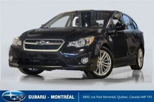 2014 Subaru Impreza Sport Hatchback One owner, lease return