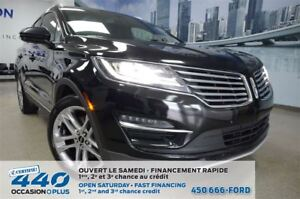 2015 Lincoln MKC Reserve | AWD, CUIR, TOIT, NAVIGATION