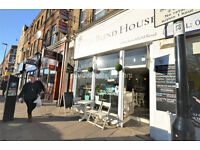 W3: A1 / A2 Shop Ground Floor & Basement ideal for cafe, office, retail shop