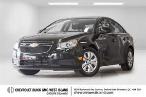 2014 Chevrolet Cruze **inspecté**garantie et certifié**