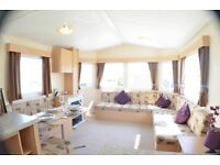 Perfect 3 Bed Family Caravan - SITE FEES INCLUDED UNTIL 2018 - FREE GAMES CONSOLE or BBQ GRILL