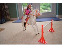 Show Jumper Sindy and Tiffany Horse