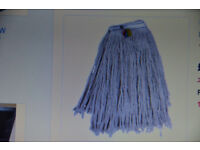 Kentucky 10oz Mop Head Replacement Industrial Floor Cleaning Hygiene x50 pcs 35£ Rugby
