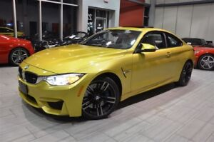 2015 BMW M4 6-Speed Manual With Only 51.494 Kms!