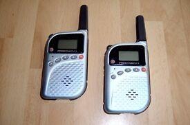 TWO WAY RADIO RECEIVERS