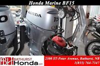 2015 Honda BF15