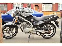 2010 YIYING Superbyke 125 for sale - 3,672 mileage