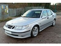 Saab, 9-5, Saloon, 2002, Manual, 2958 (cc), 4 doors V6 Diesel