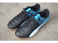PUMA Adreno II IT Mens Indoor Football Trainers - Size 7.5 (UK) - Brand New (Boxed)