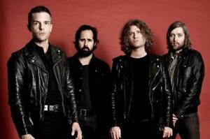 The Killers Tickets - Cheaper Seats Than Other Ticket Sites, And We Are Canadian Owned!